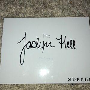 Jaclyn hill morphe pallet